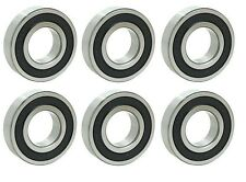 6 Spindle Bearings Fit Grasshopper Mower Deck  833210,110082, 110081 Free Ship