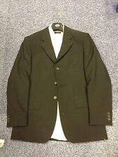Men's Full Suit, Black trouser suit with John Rosher Shirt
