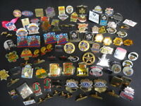 Lot Of (99) Official NFL Lapel Pins Super Bowl Stadiums  Corporate *250