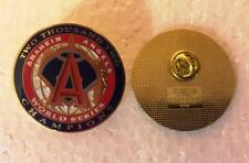 2002 ANAHEIM ANGELS WORLD SERIES CHAMPIONS PIN PSG COLLECTORS LAPEL ~ NEW