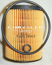 NEW JEEP GRAND CHEROKEE 3.1 10/99 to 1201 Oil Filter 05015171AA
