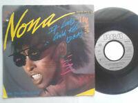 "Nona Hendryx / If Looks Could Kill 7"" Vinyl Single 1985 mit Schutzhülle"