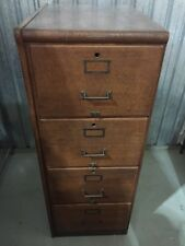 Antique Vintage Timber Industrial Filing Cabinet  1920's / 30's Stunning Piece