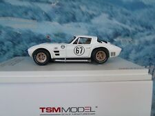 1/43 TrueScale Miniatures (TSM)  Chevrolet Corvette Grand Sport Coupe #67 1964
