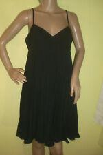 schwarzes Cocktail Abend- Kleid Gr 40 von H&M