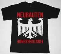 Einstürzende Neubauten Halber Mensch Rock Band Men/'s Black T-Shirt Size S to 3XL