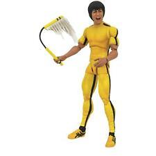 Diamond Select Bruce Lee Yellow Jumpsuit Action Figure