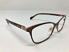 Felix Marcs Eyeglasses Frame FM16C3 53-16-140 Japan Brown D355