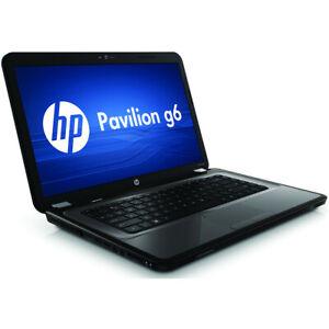 "HP g6-1103sa 15.6"" AMD Phenom II P960 Quad Core 1.8Ghz 4GB RAM 640GB HD Win10"