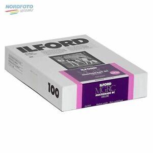 ILFORD Multigrade 1M glossy Schwarzweiß-Fotopapier 10x15cm 100 Blatt
