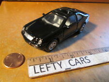 BLACK MERCEDES BENZ PULL BACK ACTION CAR SCALE 1/36