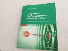 Heilpraktiker für Psychotherapie - Mündliche Prüfung:350 Fallgeschichten...