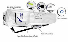 """PROYAKER ICY Catch Bag 48"""" Closed Cell Foam Insulated Kayak Fish Bag Cooler"""