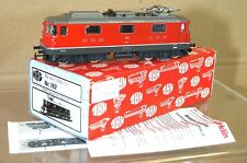 HAG 162 DIGITAL AC SBB CFF RED CLASS Re 4/4 II E-LOK LOCO 11116 MINT BOXED nc