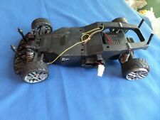 HPI DASH RC CAR CHASSIS FOR PARTS NOT TESTED