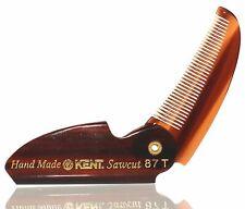 Kent 87T Folding Beard and Mustache Comb