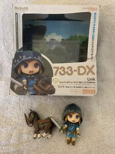 Good Smile Company Nenderoid Official Zelda Breath Of Wild DX Version Boxed