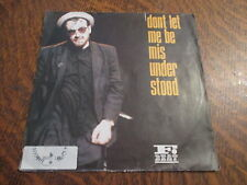 45 tours THE COSTELLO SHOW FEATURING CONFEDERATES don't let me be misunderstood