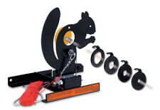 GAMO pellet rifle airgun resetting squirrel field target 4 interchangeable rings