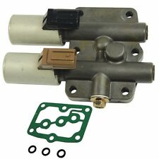 New Transmission Dual Linear Shift Solenoid with gasket  For Honda Acura 1998 on