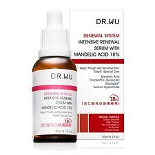 Dr. Wu Intensive Renewal Serum W/ Mandelic Acid 18 15ml 2ea Pore Acne Treatment