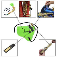 Musical Instrument Maintenance Cleaning Care Kit Set For Saxophone Clarinet