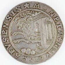 SUISSE THALER 1620 ARGENT