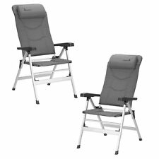Caravan Furniture - Isabella Thor Chair Light Grey Pair