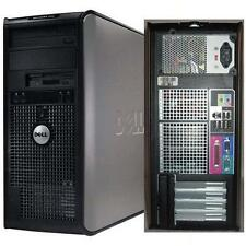 Dell OptiPlex 780 Intel Core 2 Quad 2.83ghz /4gb/250 gb