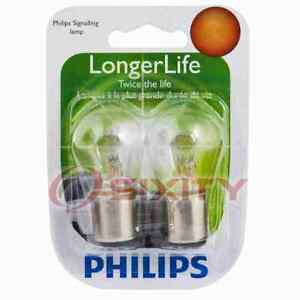 Philips Parking Light Bulb for Kia Rio 2012-2016 Electrical Lighting Body ih