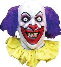 Halloween CREEPY LUST CIRCUS CLOWN Latex Deluxe Mask Ghoulish Productions