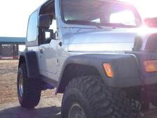 """97-06 Jeep Wrangler TJ 7"""" Extended Fender Flare Kit"""