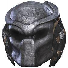 Kids Predator Mask Boys Alien Hunter Halloween Fancy Dress Costume Accessory