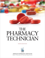 The Pharmacy Technician 6th Edition by Perspective Press,  P.D.F Version
