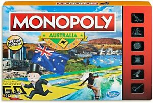 NEW Monopoly Australia from Mr Toys