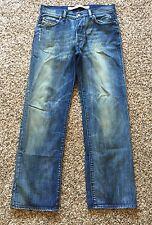 DIESEL Type D RR55 Dark Blue Jeans Denim Size 33x31 Made in Italy.
