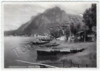 Cartolina di Lecco, quartiere Pescarenico - 1951