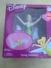 Disney Flying Tinkerbell Fusion Toys 2002 NIB