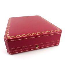 GENUINE CARTIER NECKLACE PENDANT BOX LARGE C4022