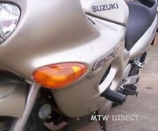 SUZUKI GSX 600 F / GSXF 750  (1996-2007) R&G  PAIR CLASSIC CRASH PROTECTORS