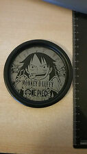 Coaster Dessous de verre Sous Verre One Piece Mugiwara no Luffy