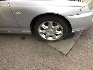 MG ZT / Rover 75 Alloy Wheels