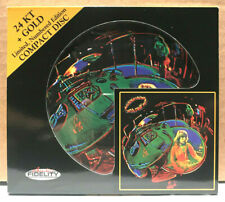 AUDIO FIDELITY GOLD CD AFZ-142: Ten Years After - Rock & Roll Music To The World