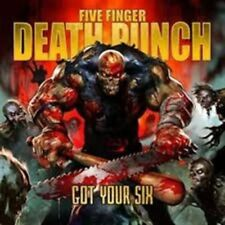 Five Finger Death Punch - Got Your Six (Aust. Deluxe Ed. w. 3 bonus tracks) - CD
