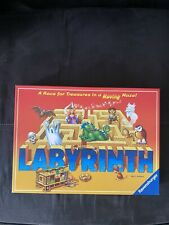 Labrynth Adventure Maze Boardgame
