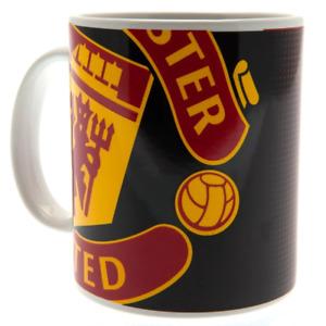 Manchester United FC Mug Design 2