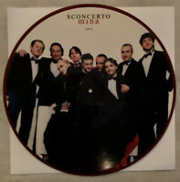 LP 33   Picture Disc Mina –Sconcerto Limited Edition Italy 2010