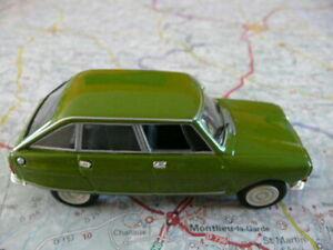 CITROËN Ami 8 Berline 1969 NOREV 1/43 série Voitures Françaises