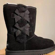 KOOLABURRA BY UGG/ VICTORIA SHORT 1015874 BLACK SIZE 6, WOMAN'S BOOTS BRAND NEW