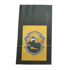 Party Bags. Harry Potter / Hogwarts Inspired. 4 Pack. Hufflepuff.